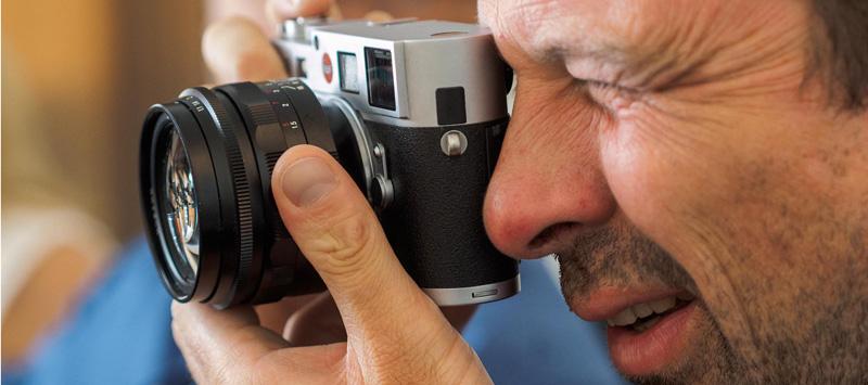 Formation de base à la photographie