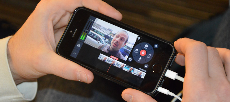 Filmer et monter avec son smartphone