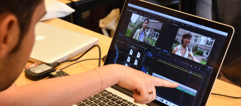 Monter avec Adobe Premiere Rush CC