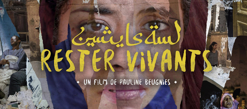 Rester vivants, le film