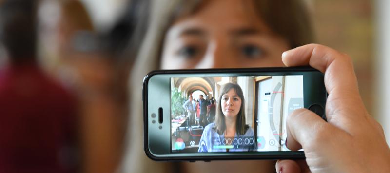 Couvrir l'info en vidéo live avec des smartphones
