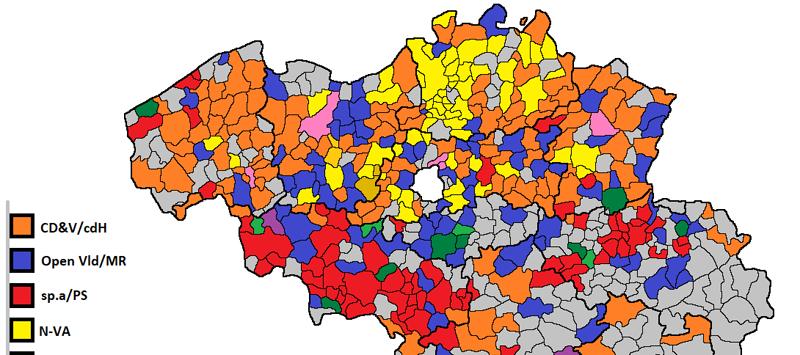 Formations pour couvrir les élections 2019